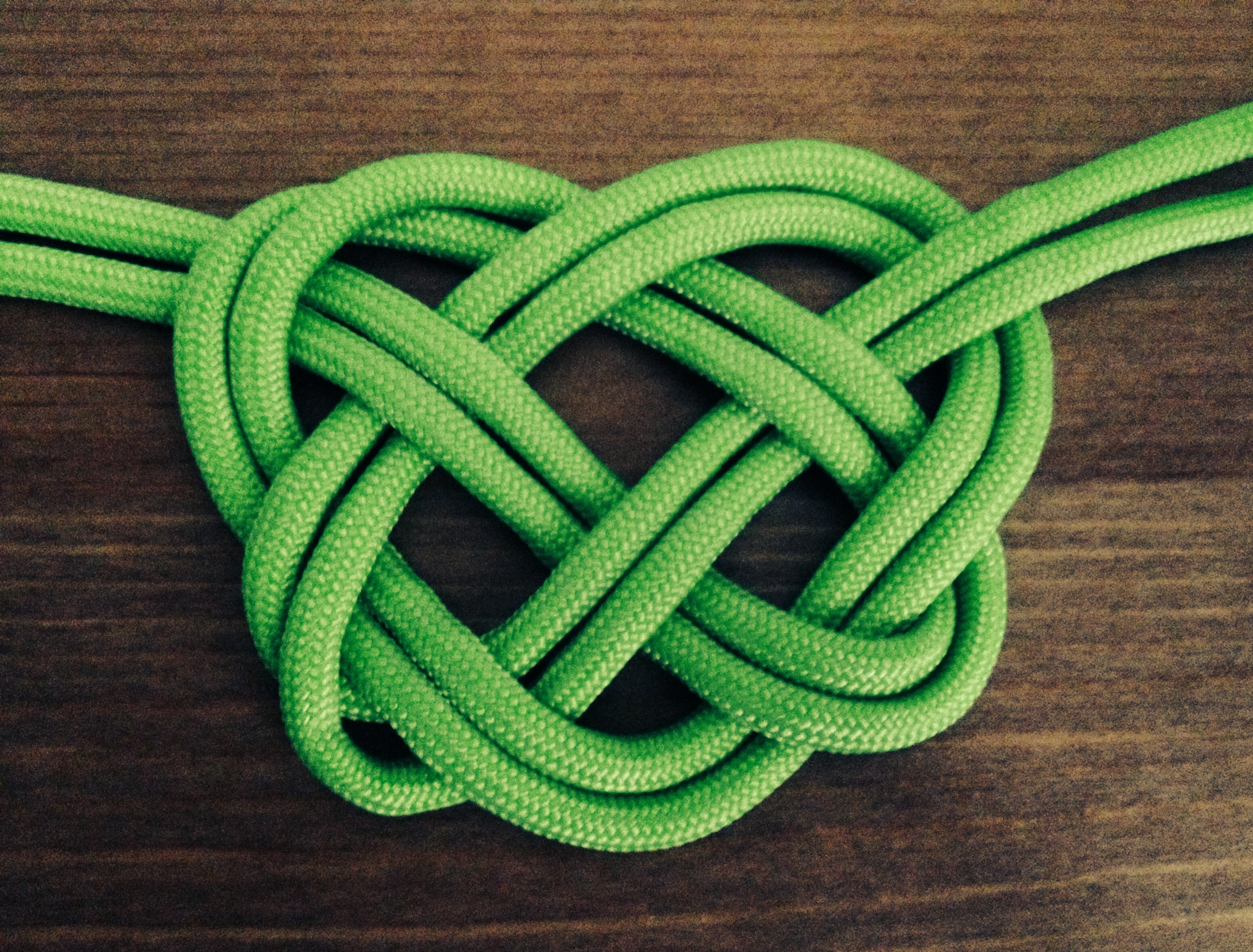 Celtic Heart Knot Knitting Pattern Free : How to Make a Celtic Heart Knot Studio Knit