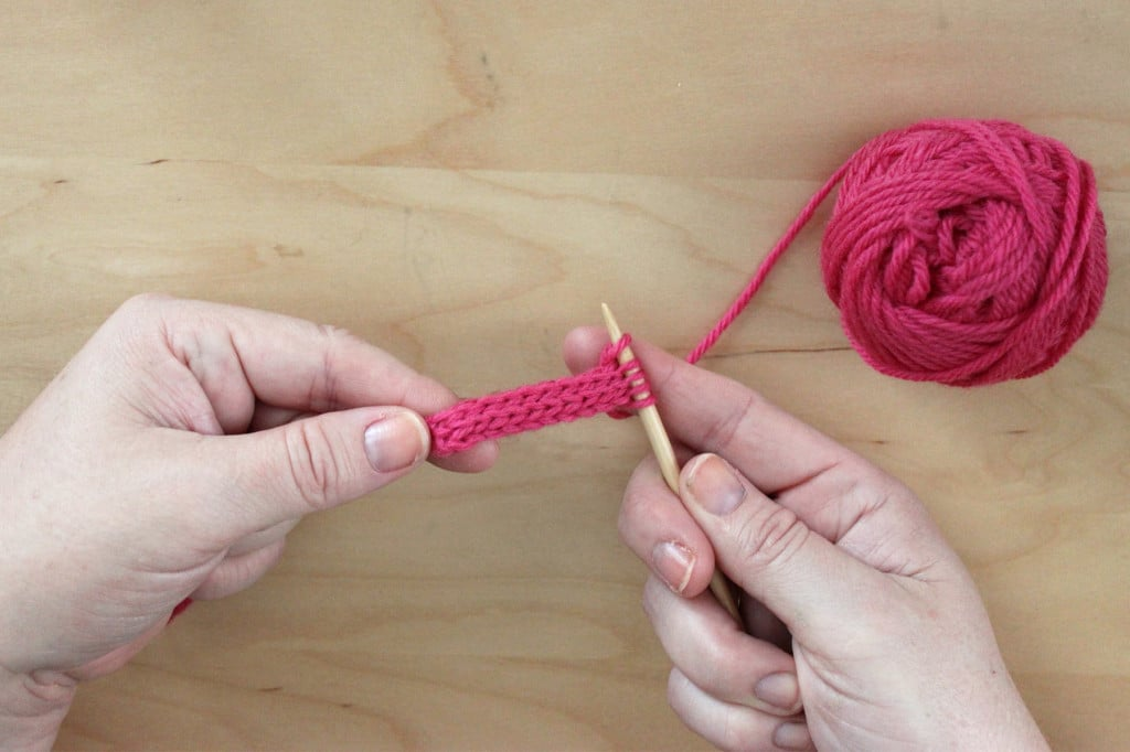 How to Knit an I-Cord with Studio Knit