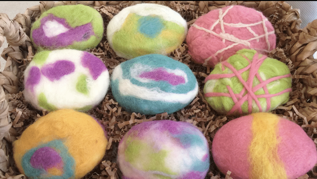 How to Make Felted Soap by Studio Knit