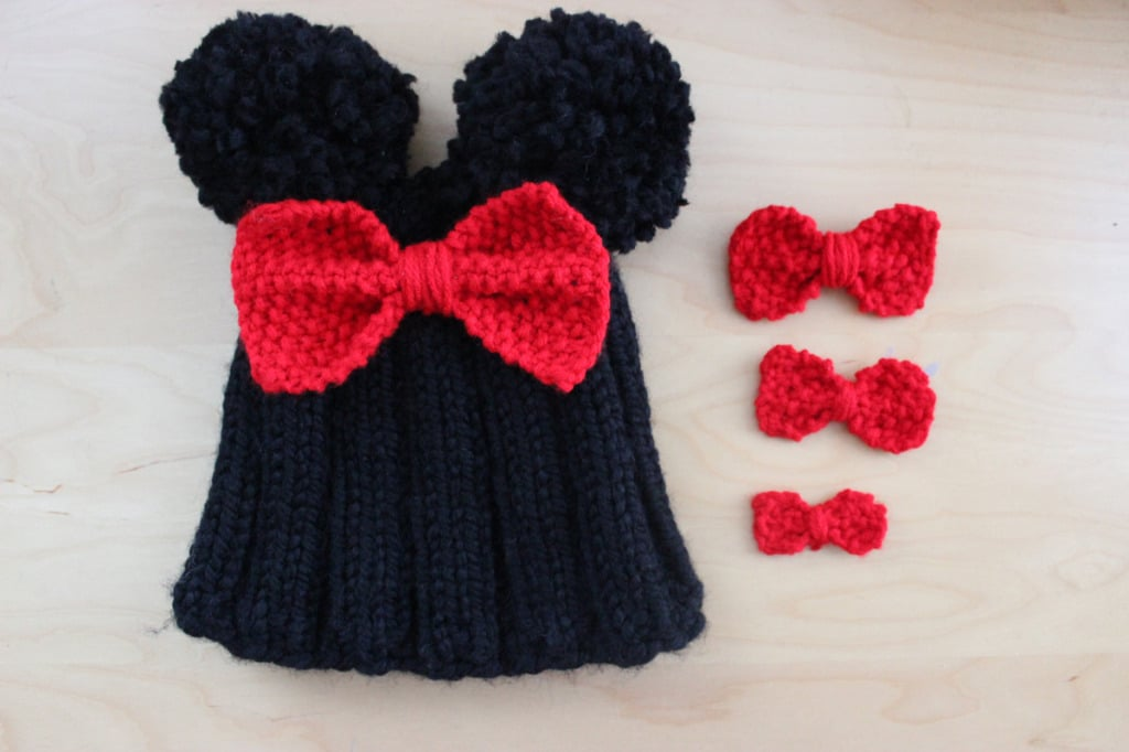 How to Knit a BOW - Easy DIY for Beginning Knitters