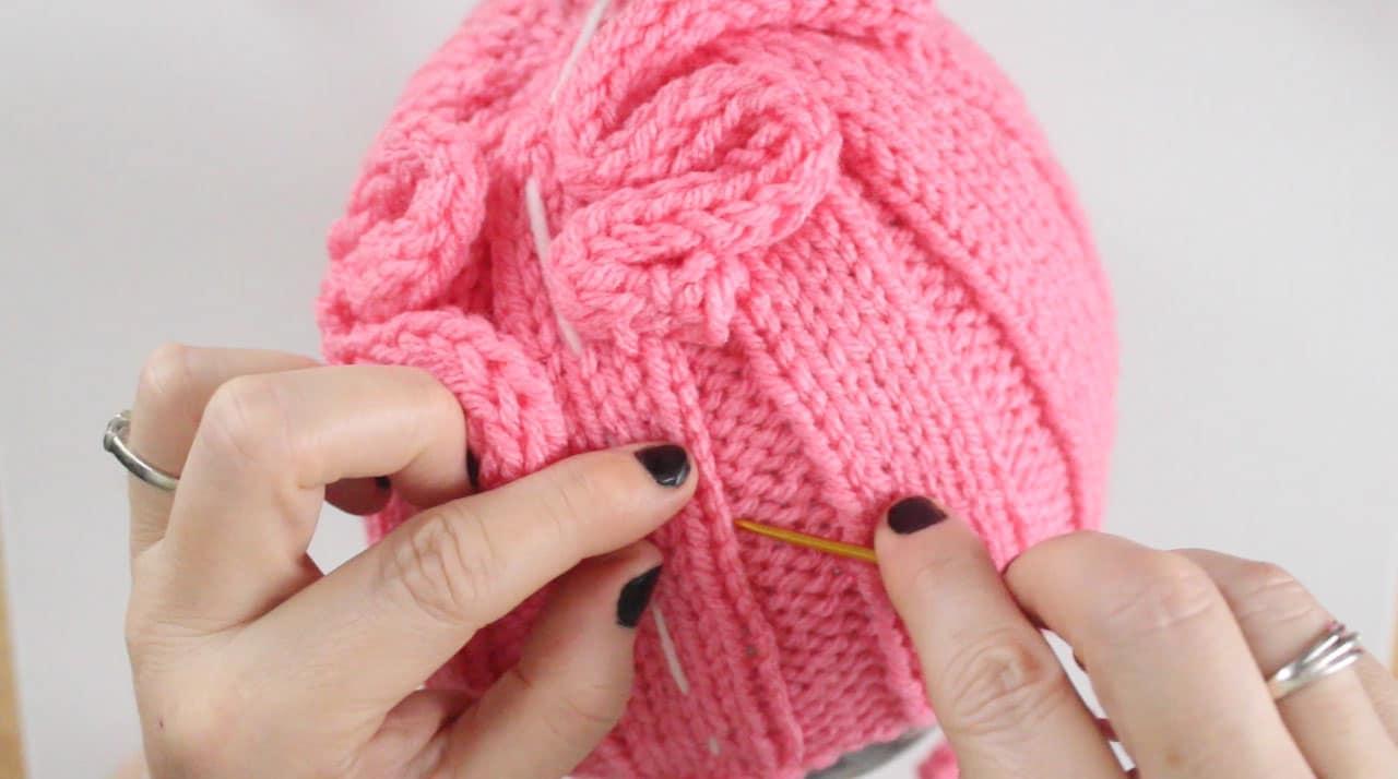 Brain Hat Videos by Studio Knit