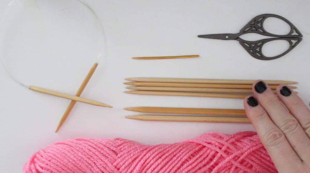 Brain Hat Knit Studio Knit