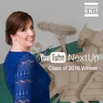 Studio Knit YouTube NextUp 2016 Win