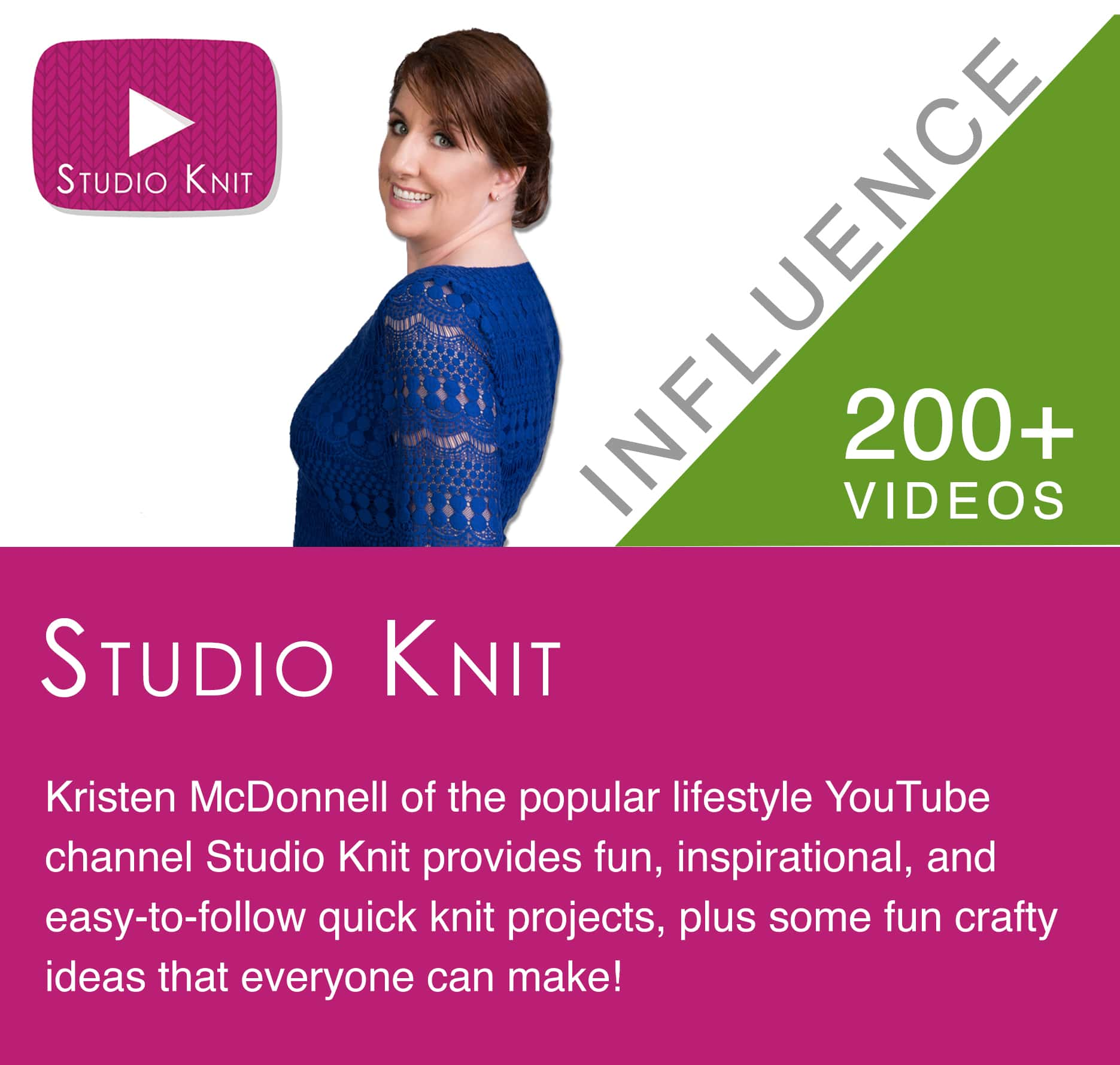 Business and Brand Deals with Studio Knit