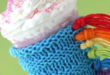 How to Knit a Unicorn Drink Cozy with Studio Knit