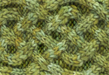Celtic Cable Knit Stitch Pattern Project Roundup by Studio Knit