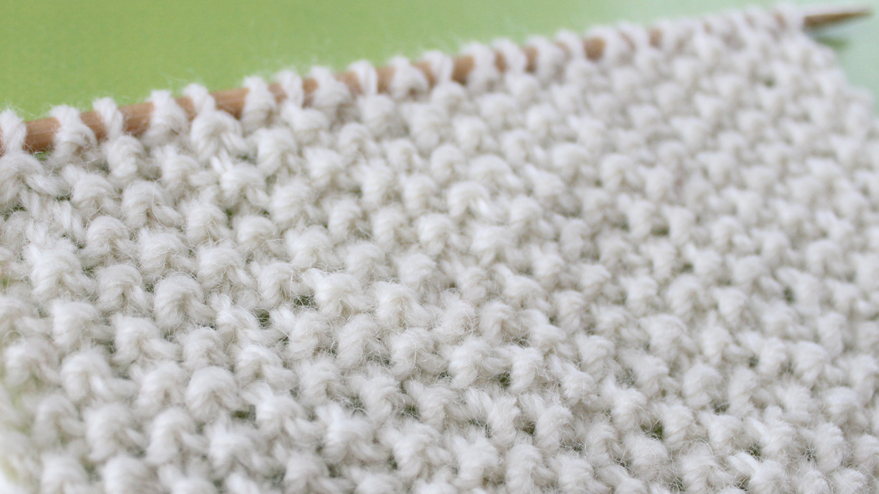 Contemporary Purl And Knit Stitch Patterns Mold - Blanket Knitting ...