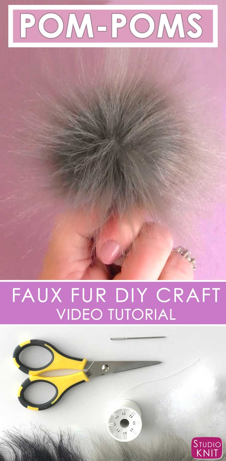 e9aa7803286 I m learning how easy and affordable it is to make my own Faux Fur