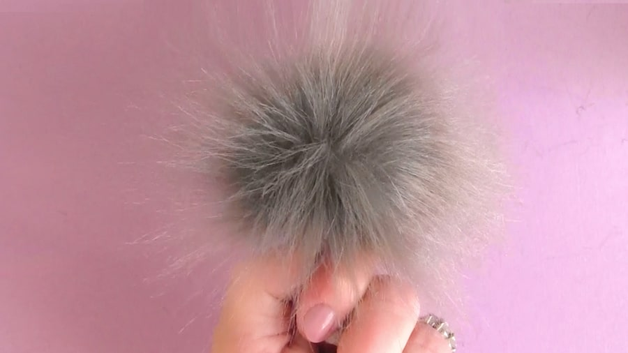How to Make a Faux Fur Pom-Pom with Studio Knit | DIY Craft
