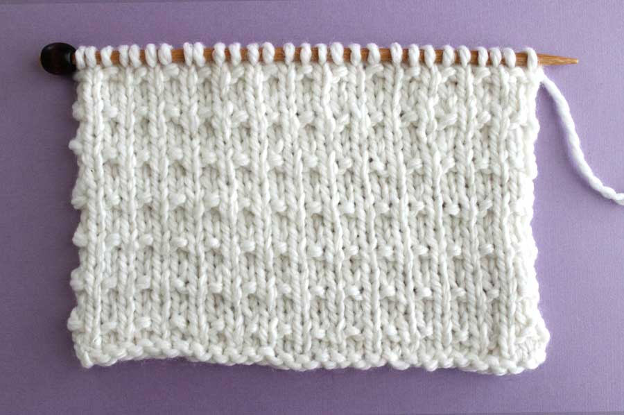 Vintage Andalusian Stitch Pattern