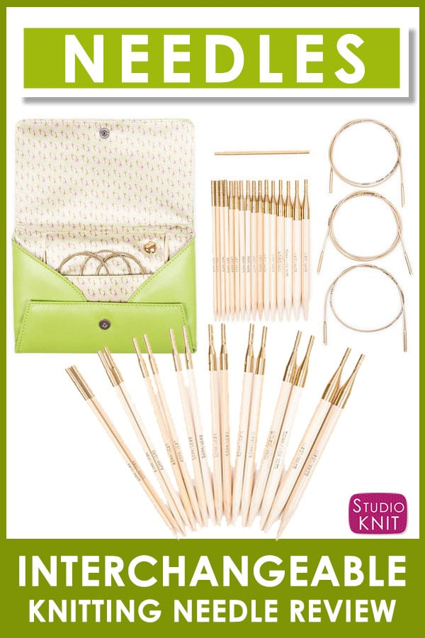 New Review of Interchangeable Knitting Needles Review of Addi Click by Studio Knit