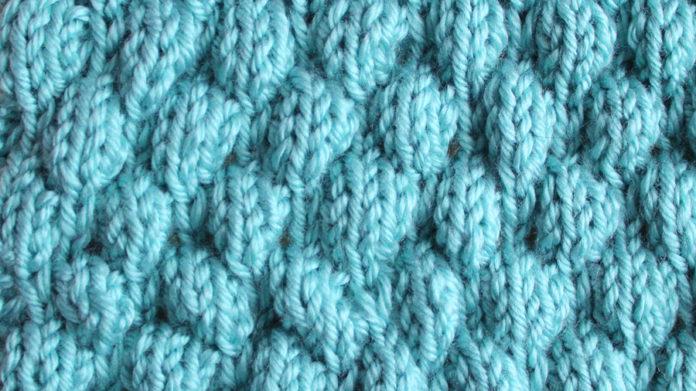 Knitting Stitches Bubble : Bubble Knit Stitch Pattern Roundup Studio Knit