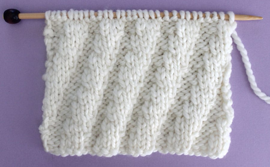 Knit Stitch Patterns For Beginning Knitters Studio Knit