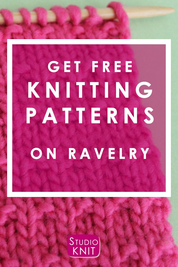 Easily find free project ideas when searching for Ravelry Knitting Patterns