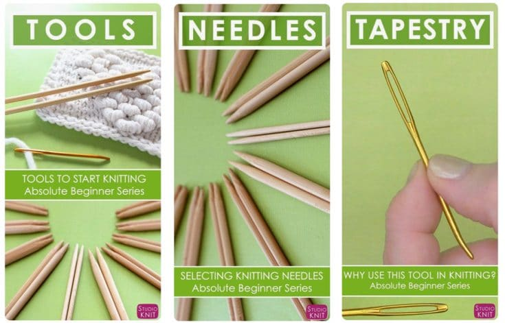 Knit Tools and Products
