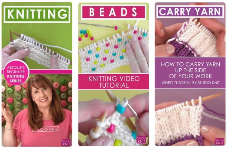 Knit How To Techniques
