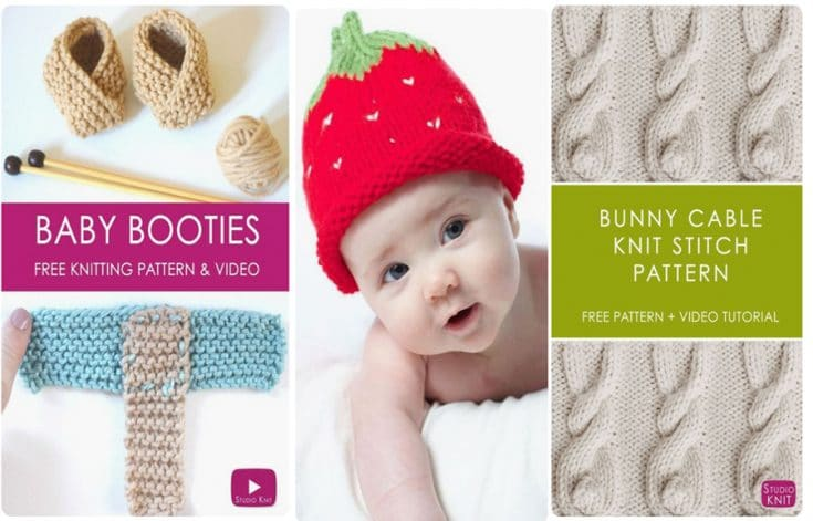 Knit Baby Patterns