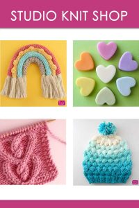 Shop Studio Knit knitting products and patterns