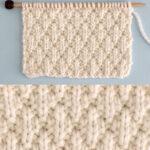 Seersucker Stitch Knitting Pattern