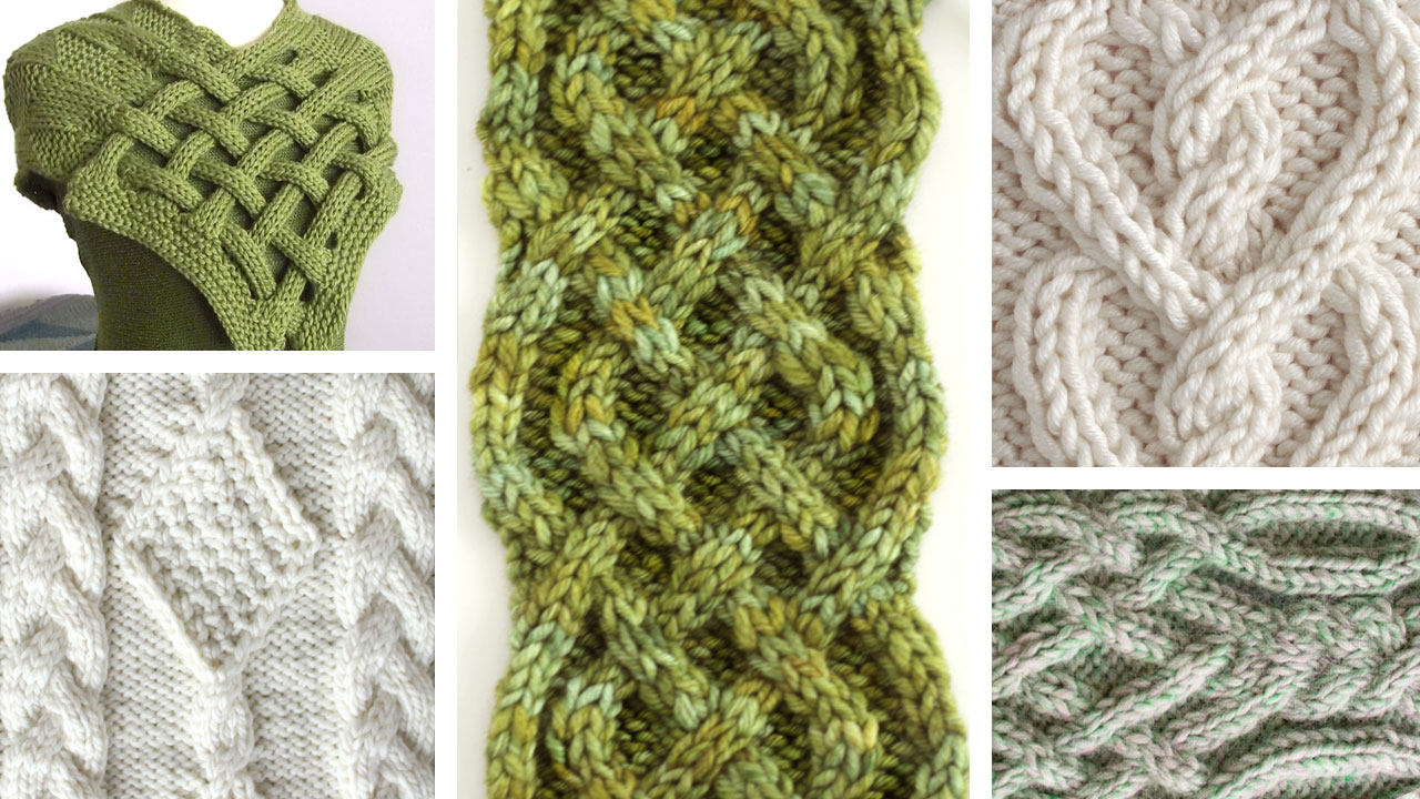 Celtic Cable Knitting Patterns