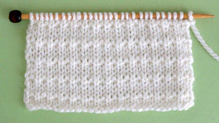 Andalusian Knit Stitch Pattern